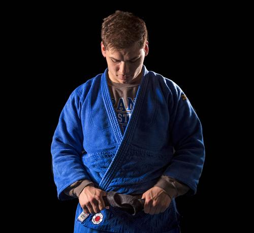 Read article Wrestler trains to follow mom's path to Olympic judo team
